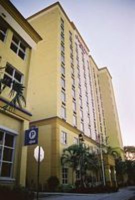 HAMPTON INN FT LAUDRDLE CTY CTR