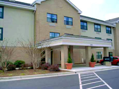 Extended Stay America Washington, D.C. - Gaithersb