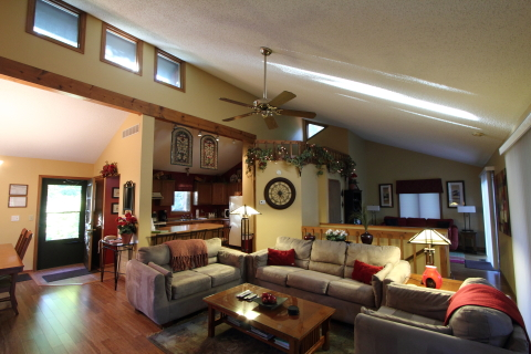 Stunning Home Away From Home - Vacation Rental in Galena
