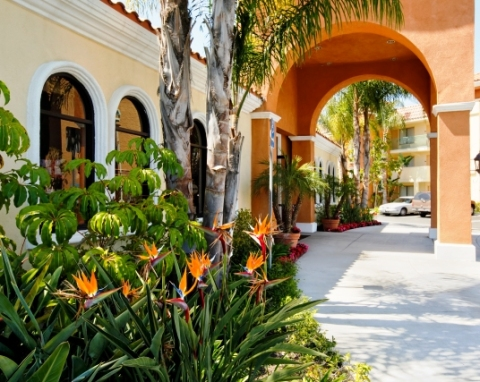 Cortona Inn & Suites - Anaheim Resort Hotel