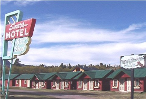 Sears Motel - Vacation Rental in Glacier National Park