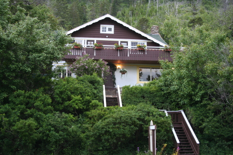Northland Lodge. - Hotel in Glacier National Park