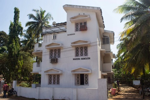 Madeira Mansion Flat Rentals - Vacation Rental in Goa