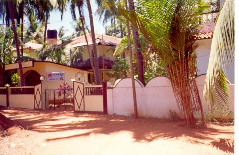 Guest House - Vacation Rental in Goa