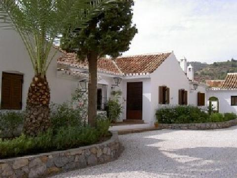 villa La Saliega - Vacation Rental in Granada