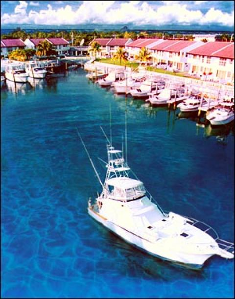 Ocean Reef and Yacht Club - Vacation Rental in Grand Bahama