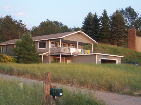 Lake Michigan Beach Home - Vacation Rental in Grand Haven