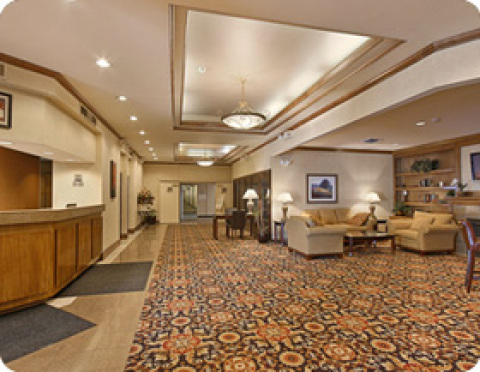RAMADA PLAZA HOTEL - Hotel in Grand Rapids
