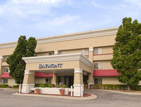 Baymont by the Airport - Hotel in Grand Rapids