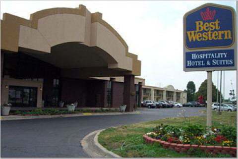 Best Western Hospitality Hotel and Suites