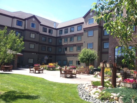 Staybridge Suites Great Falls - Hotel in Great Falls