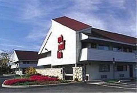 RED ROOF INN GREENSBORO COLISEU