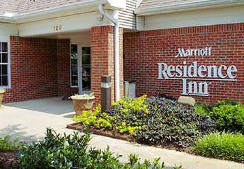 Residence Inn by Marriott Greenville Spartanburg A