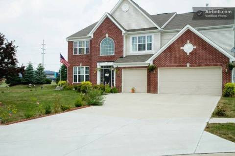 Vacation / Sporting events rental - Vacation Rental in Greenwood