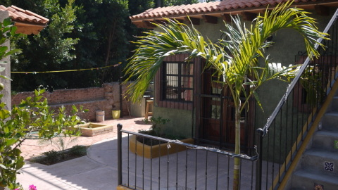 Casa Secreto; Garden & Pool - Vacation Rental in Guanajuato