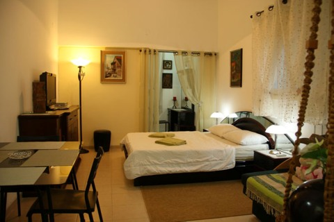 Hotel-type holiday apartments with a homey feel in - Vacation Rental in Haifa