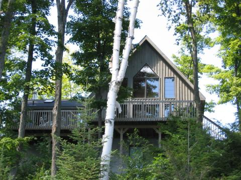 Dancing Trees Cottage - Vacation Rental in Haliburton