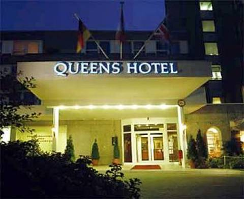 Best Western Queens Hotel Hamburg