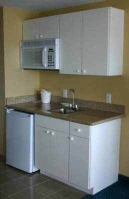 Kitchenette - Hampton Beach Vacation Rental