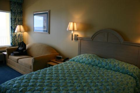 Queen Bed and Sofa - Hampton Beach Vacation Rental