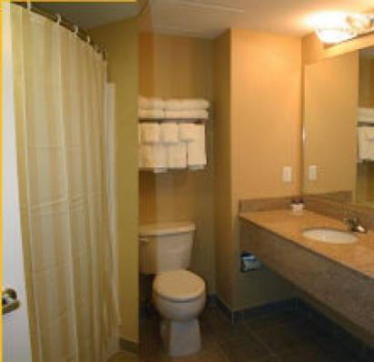 Granite Bathroom - Hampton Beach Vacation Rental