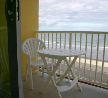 View from Balcony - Hampton Beach Vacation Rental