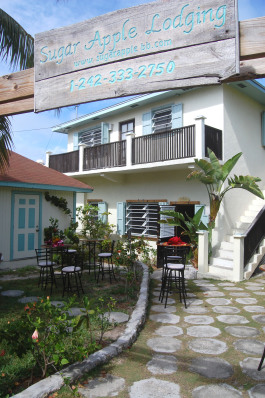 Sugar Apple B&B - Bed and Breakfast in Harbour Island