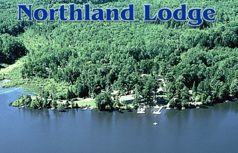 Lodge in the Chenquamegon National Forest - Hotel in Hayward