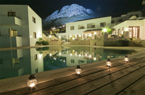 Amazones Village Suites**** - Hotel in Heraklion