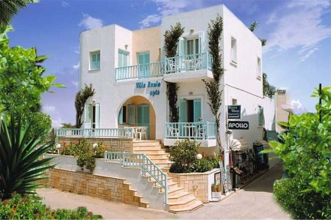Renia Hotel Apartments - Hotel in Heraklion