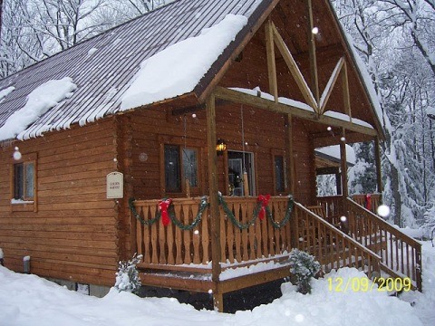 Hemlock Haven Cabins - Vacation Rental in Hico