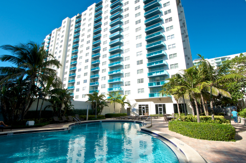OCEANFRONT ON THE BEACH 12 FLOOR - Vacation Rental in Hollywood