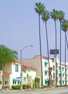 Comfort Inn-Santa Monica - Hotel in Hollywood