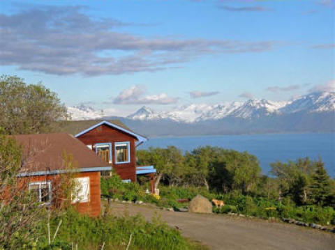 A Memorable Experience Bed and Breakfast and Cott - Bed and Breakfast in Homer