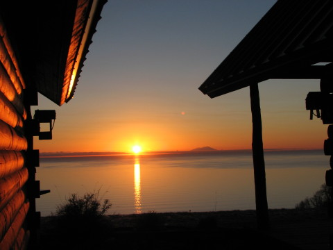 Private Cabins overlooking Kachemak Bay - Vacation Rental in Homer