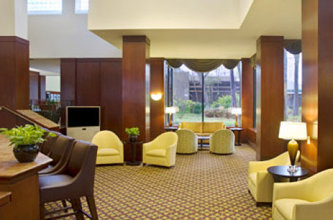 Doubletree Hotel Houston Intercontinental Airport