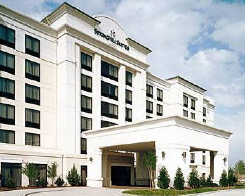 Springhill Suites by Marriott - Houston Reliant Pa