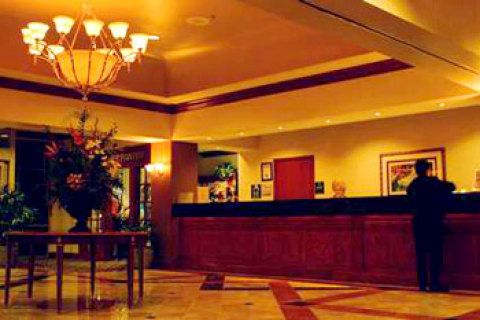 Embassy Suites Hotel Houston-Near The Galleria