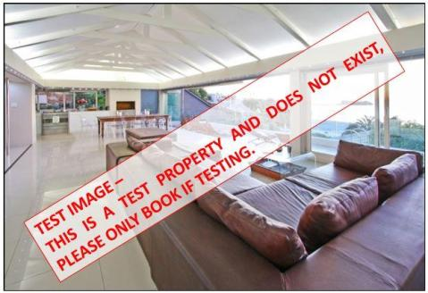 MBP Test Property SA 2 - Vacation Rental in Hout Bay