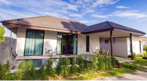 ALV Hua Hin Private Pool Villas - Vacation Rental in Hua Hin