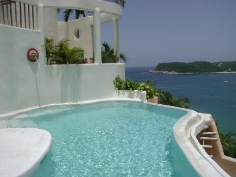 Luxury Oceanfront Villa-Private Pool in Huatulco - Vacation Rental in Huatulco