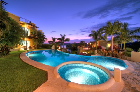 Charming Casitas with Panoramic Ocean Views - Vacation Rental in Huatulco
