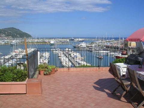 Imperia Holiday SeaFront Penthouse - Vacation Rental in Imperia