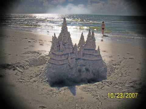 Shack on the Sand Vacation Rent in Indian Rocks FL