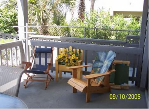 Lay down and just relax at Shack on the Sand Vacation Rent in Indian Rocks FL