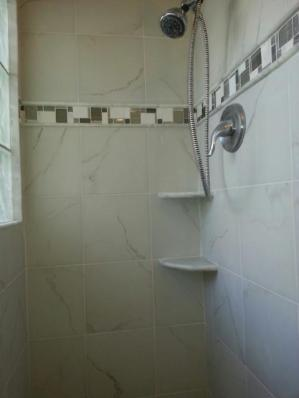 Unit 3 shower