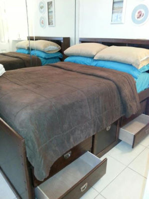 FULL bed-Unit 3