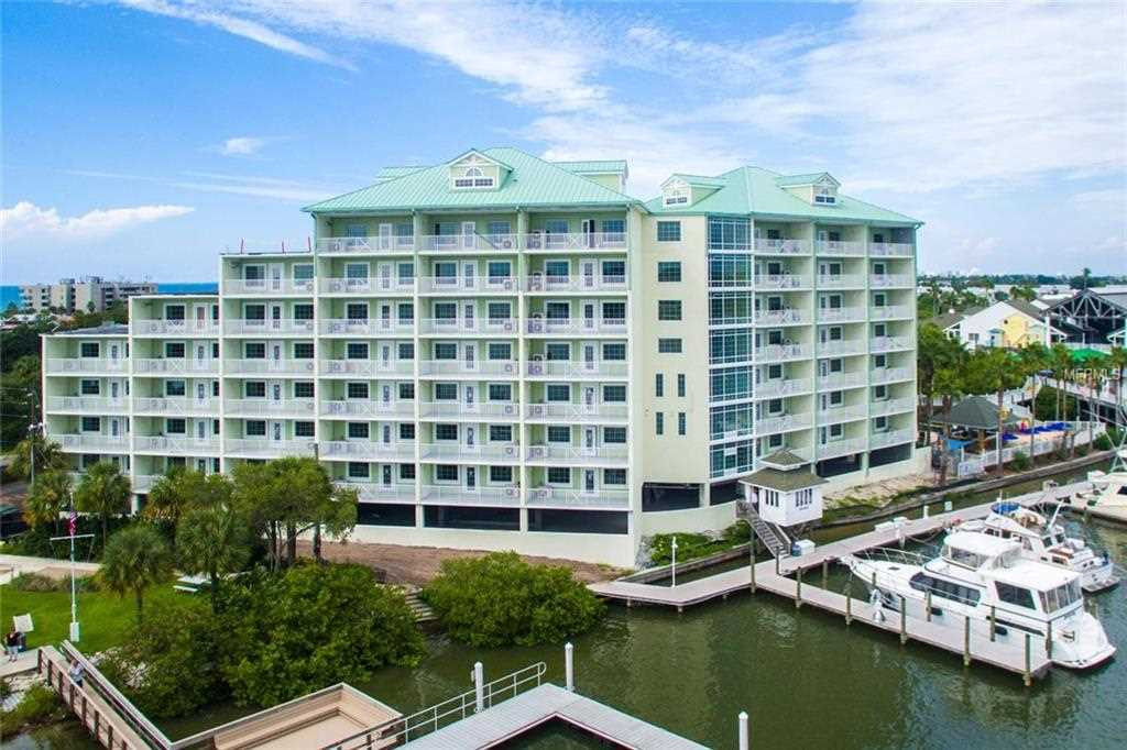 Harbourside at Marker 33 - Hotel in Indian Rocks Beach