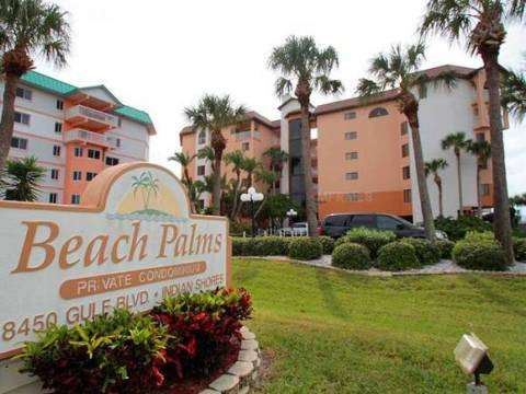 Beach Palms - Vacation Rental in Indian Shores