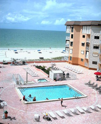 Penthouse on the Beach - Vacation Rental in Indian Shores